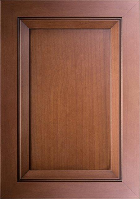 Груша Патина подвійна матова коричнева Image