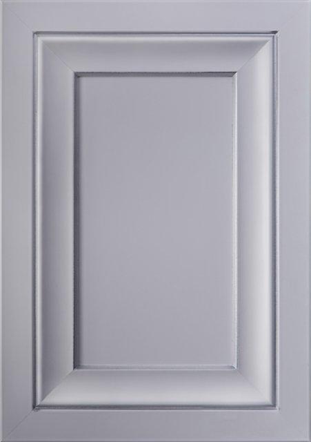Білий + матова срібна Image