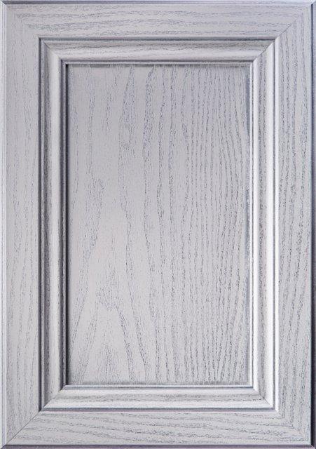 Білий текстурований Патина глянцева срібна Image